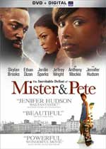 The Inevitable Defeat of Mister & Pete DVD Cover