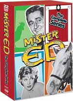 DVD Cover for Mister Ed: The Complete Series