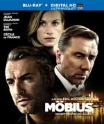 Blu-Ray Cover for Mobius