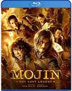 Mojin: The Lost Legend Blu-Ray Cover