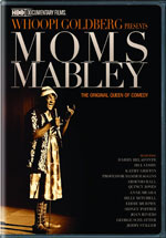 DVD Cover for Whoopi Goldberg Presents Moms Mabley