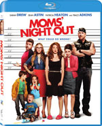 Moms' Night Out Blu-Ray cover