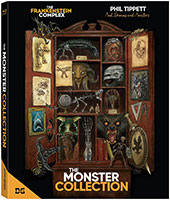 The Monster Collection Blu-Ray Cover