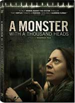 DVD Cover for A Monster With a Thousand Heads