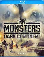 Monsters: Dark Continent Blu-Ray Cover