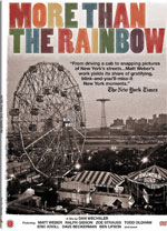 DVD Cover More Than the Rainbow.