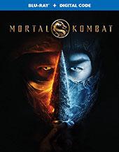 Mortal Kombat Blu-Ray Cover