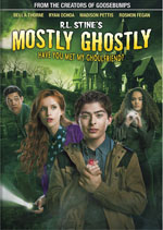 DVD Cover R.L. Stine's Mostly Ghostly: Have You Met My Ghoulfriend?