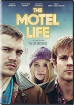 DVD Cover for The Motel Life