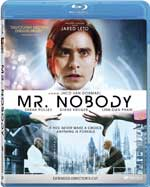 Mr. Nobody Blu-Ray Cover