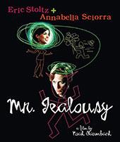 Mr. Jealousy Blu-Ray Cover