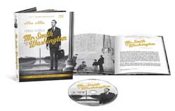 Mr. Smith Goes to Washington 4K Remaster Blu-Ray Cover
