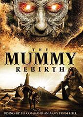 The Mummy Rebirth DVD Cover