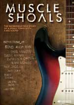 Muscle Shoals DVD Cover
