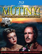 Mutiny Blu-Ray Cover