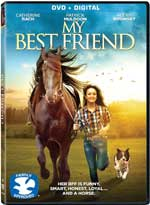 DVD Cover for My Best Friend