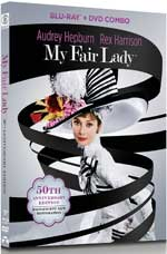 My Fair Lady 50th Anniversary Cover