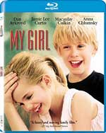 My Girl Blu-Ray Cover