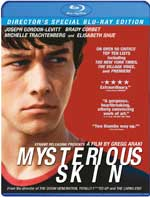 Mysterious Skin Blu-Ray Cover