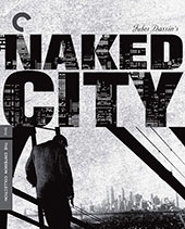 Naked City Criterion Collection Blu-Ray Cover