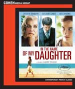 DVD Cover for In the Name of My Daughter