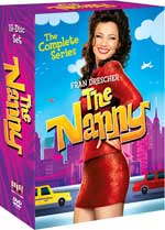 DVD Cover for The Nanny: The Complete Series
