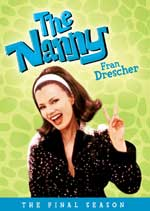 DVD Cover for The Nanny: The Final Season