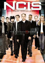 DVD Cover for NCIS: The Eleventh Season