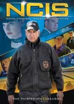 DVD Cover for NCIS: The Thirteenth Season