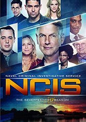NCIS: The Seventeenth Season DVD Cover