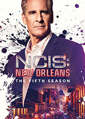 NCIS: New Orleans: The Fifth Season DVD Cover
