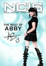 DVD Cover for NCIS: The Best of Abby