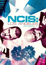 DVD Cover for NCIS: Los Angeles, Season 7