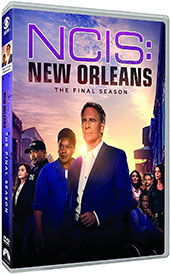NCIS: New Orleans: The Final Season DVD Cover