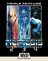 Nemesis Collection Blu-Ray Cover