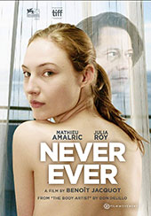 Never Ever DVD Cover