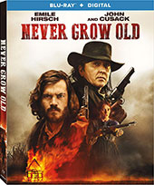 Never Grow Old Blu-Ray Cover