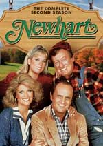Newhart: The Complete Second Season DVD Cover
