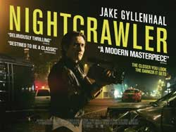 Jake Gyllenhaal get in over his head in the top 2014 drama Nightcrawler.