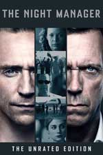 The Night Manager Blu-Ray Cover