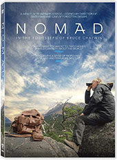 Nomad: In the Footsteps of Bruce Chatwin DVD Cover