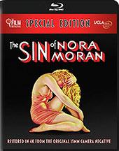 The Sin of Nora Moran Blu-Ray Cover