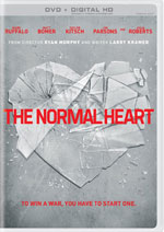 DVD Cover for The Normal Heart