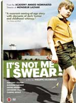 It's Not Me I Swear! DVD Cover