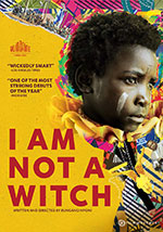 I Am Not a Witch DVD Cover