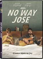 DVD Cover for No Way Jose