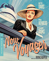 Now, Voyager Criterion Collection Blu-Ray Cover