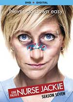 DVD Cover for Nurse Jackie Season 7