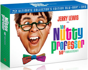 The Nutty Professor 50th Anniversary Collector's Edition Blu-Ray Box Set