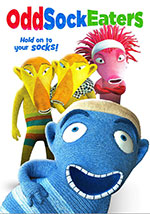 Oddsockeaters DVD Cover